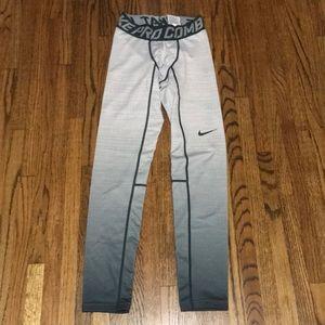 Nike Pro Combat pants Size S